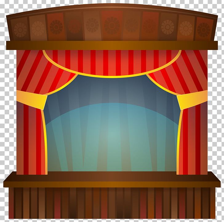 Theatre clipart cenima. Theater drapes and stage