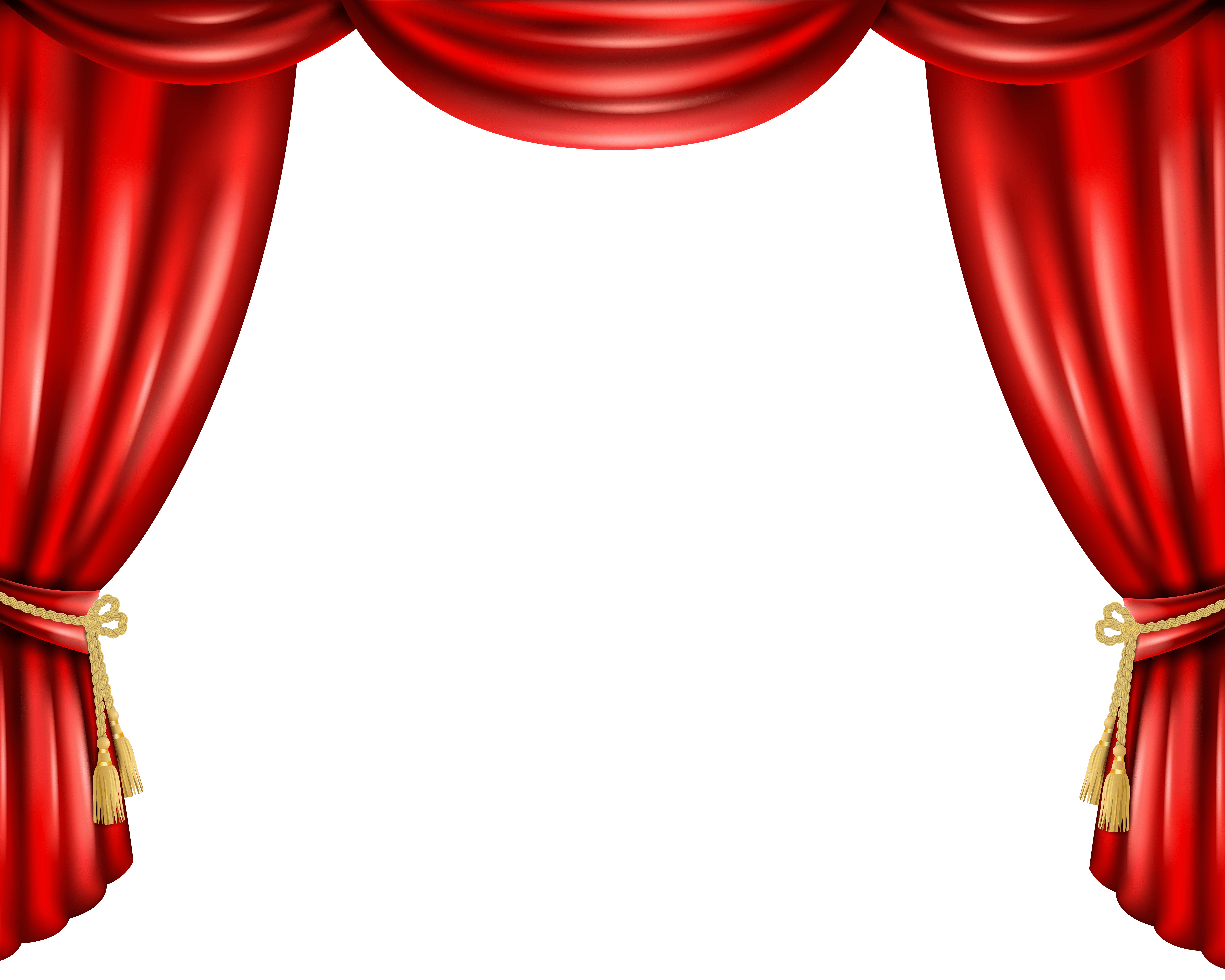 Live theater collection red. Theatre clipart cine