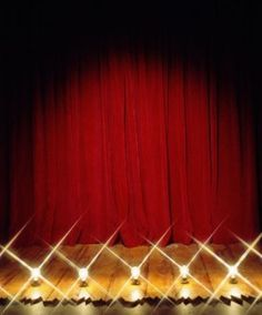 Free download clip art. Theatre clipart footlights