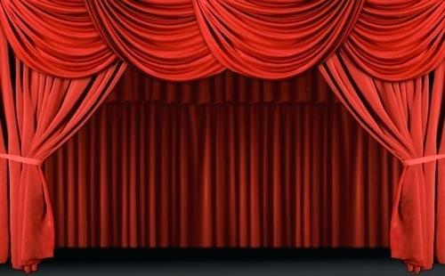 Theatre clipart footlights. Free download clip art