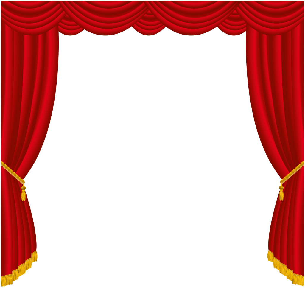 Curtain astonishing curtains picture. Theatre clipart stagecraft