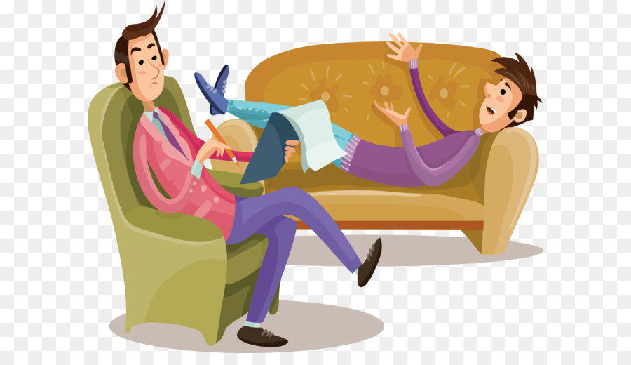 Psychotherapist psychologist stock illustration. Therapy clipart therapist chair