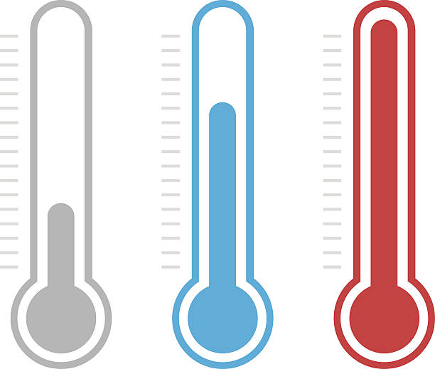 Thermometer clip art. Clipart station