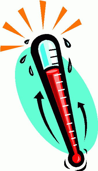 Free cold thermometer cliparts. Heat clipart extreme heat