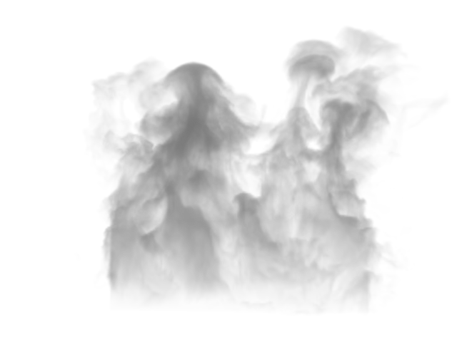 Thick smoke png. Fire and new by