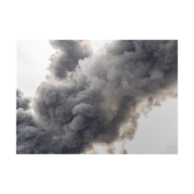 A covering part of. Thick smoke png