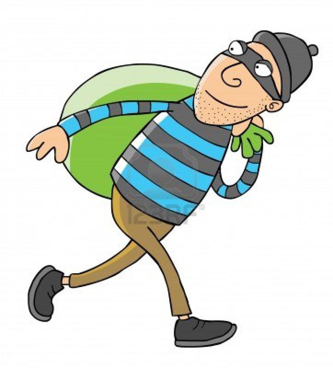Burglar clipart female. Thief clip art free
