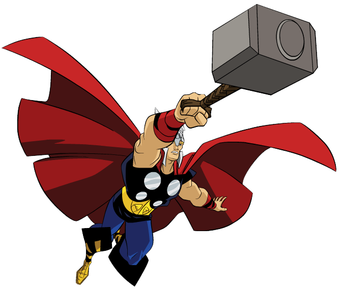 Hammer clipart thor. Free cliparts download clip