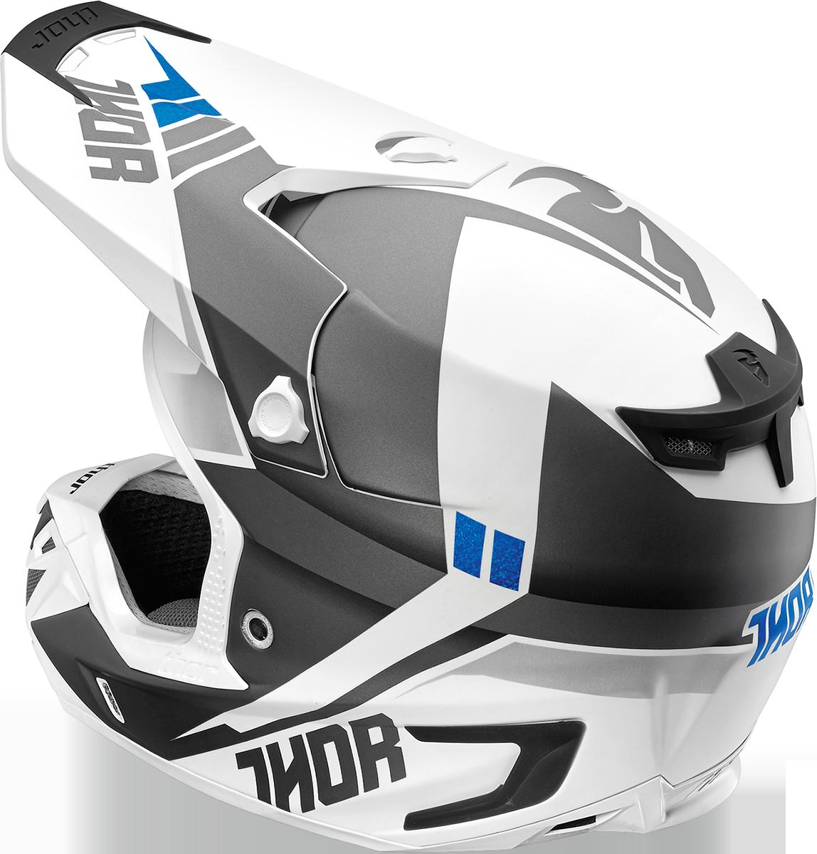 Mx verge motocross rebound. Thor helmet png