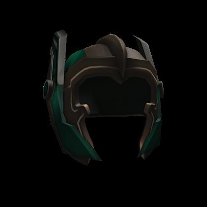 Ragnarok roblox. Thor helmet png