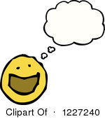 Happy . Thoughts clipart