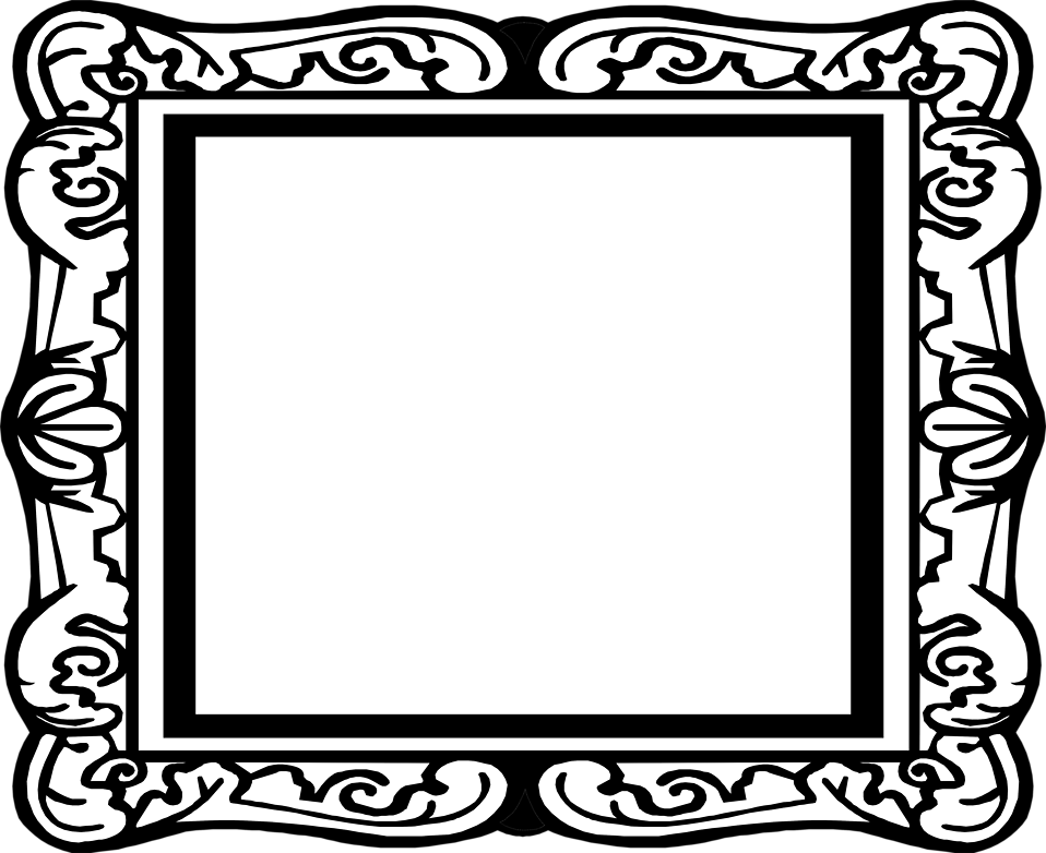 Free Vintage Frame Clip Art Image   Clip art frames borders, Frame clipart, Clip  art borders
