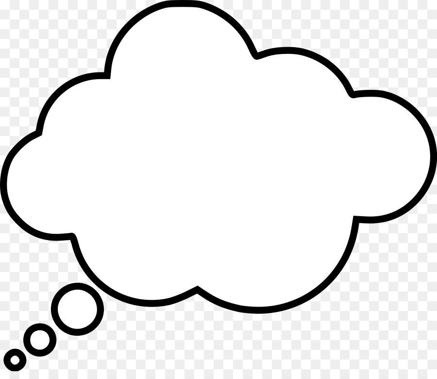 Thoughts clipart speaking bubble. Speech balloon thought clip