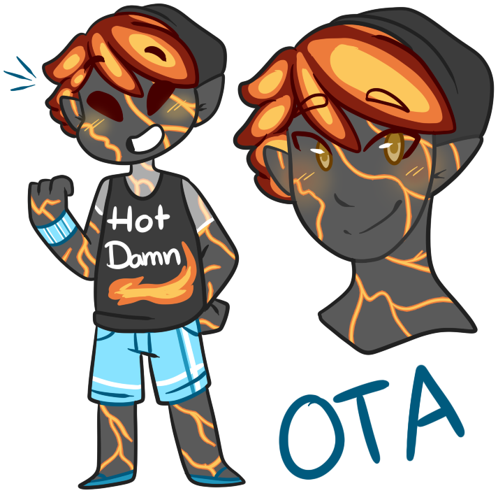 Ota lava boy closed. Thoughts clipart thoughtful person