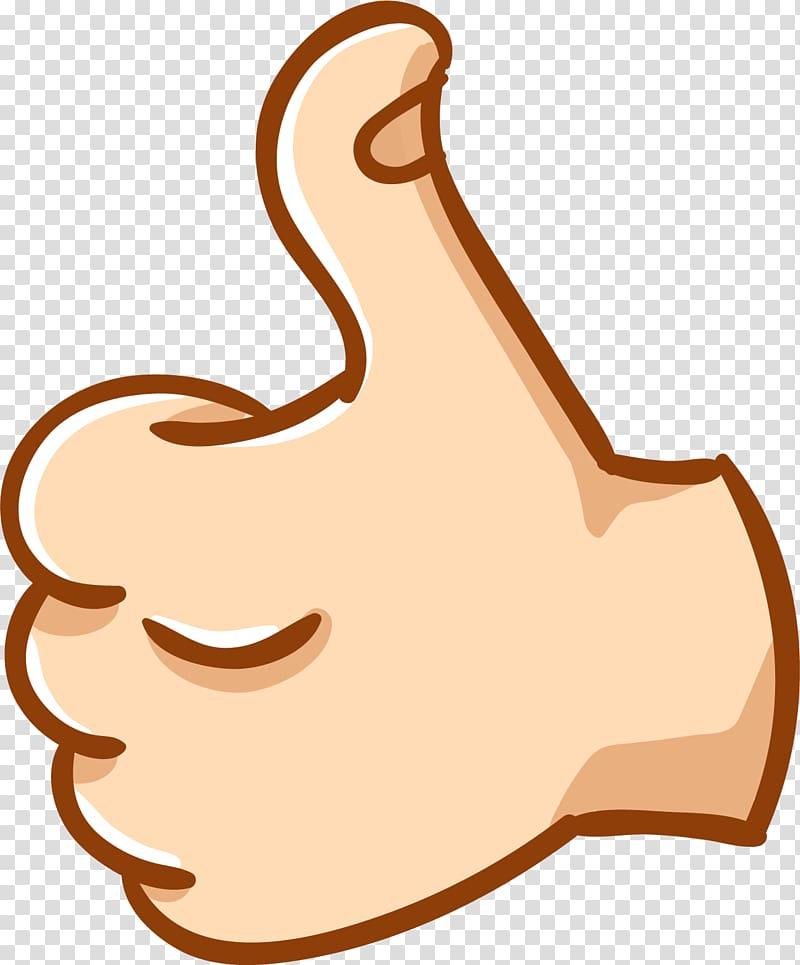 Thumb clipart. Signal gesture hand emoji
