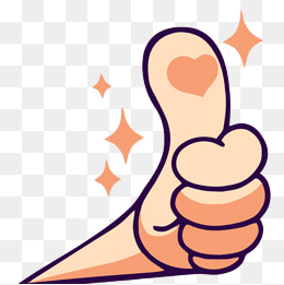 Thumb clipart. Pointing finger png vectors