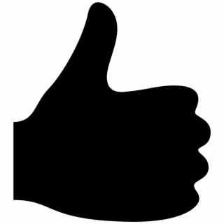 Thumb clipart achieved. Free thumbs up down