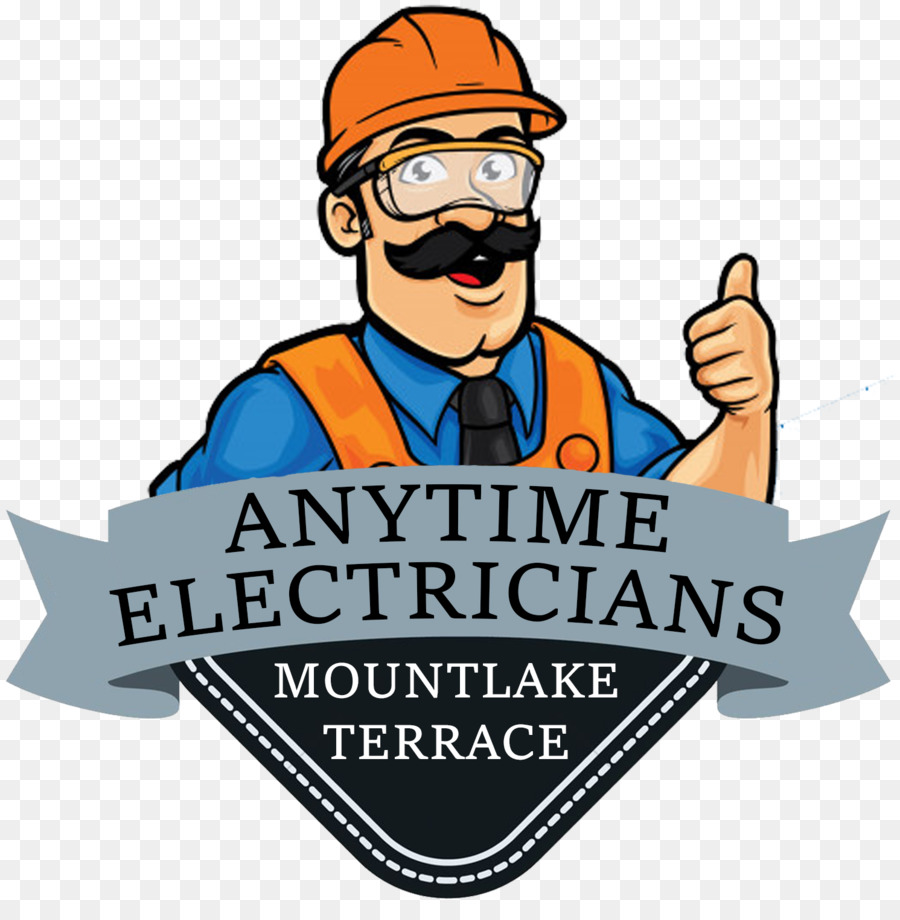 Thumb clipart anytime. Moustache cartoon electrician