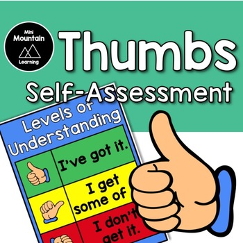 Student worksheets teachers pay. Thumb clipart self assessment