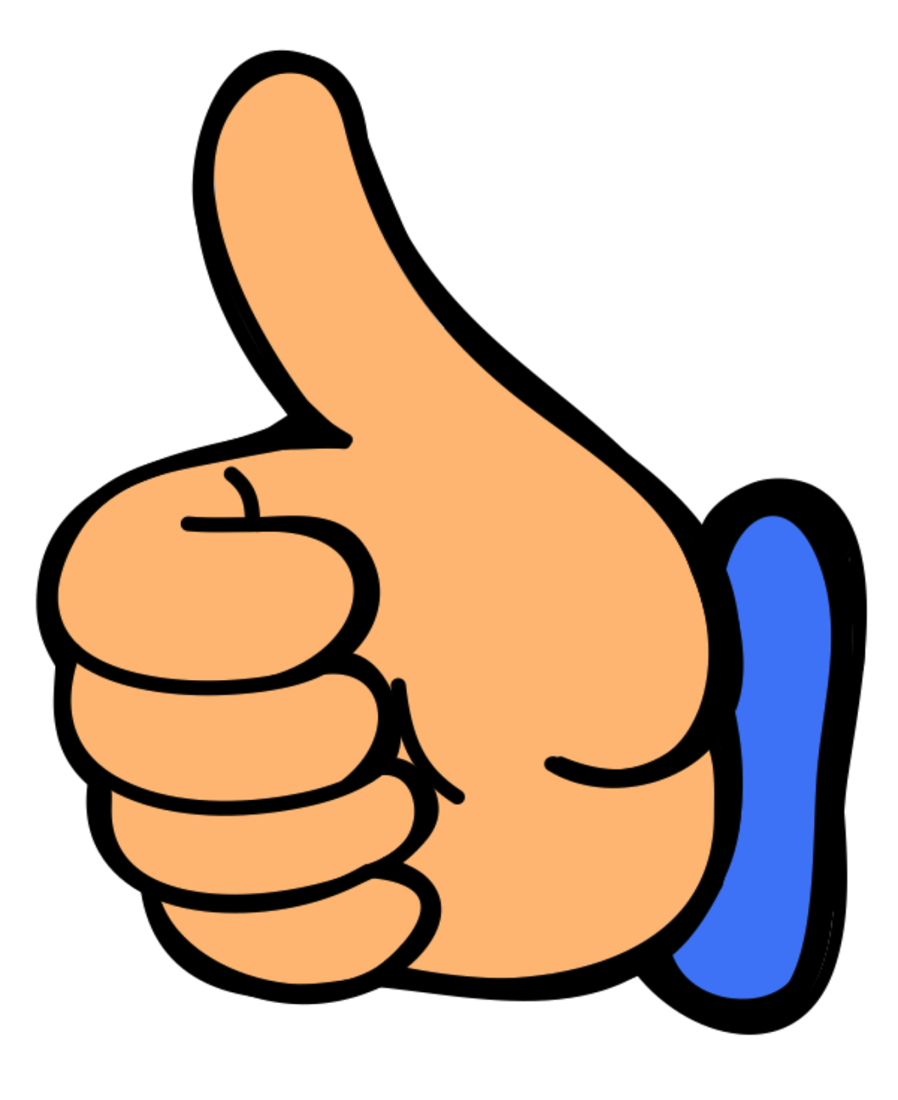 Mandurah police on twitter. Thumb clipart thumb finger