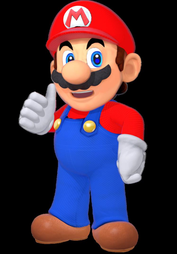 Thumb clipart thumb war. Mario me up hd
