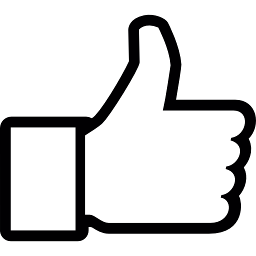 Thumb free social icons. Thumbs up icon png