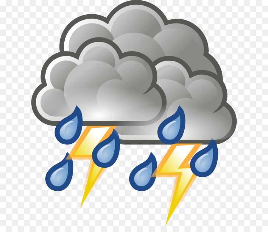 Weather rain clip art. Thunderstorm clipart