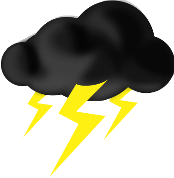 Thunderstorm clipart. Download free png transparent
