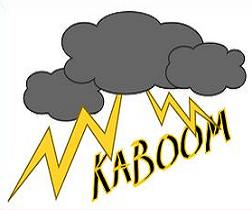 Thunder and lightning at. Thunderstorm clipart