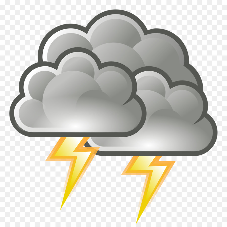 Thunderstorm clipart. Cloud free content clip