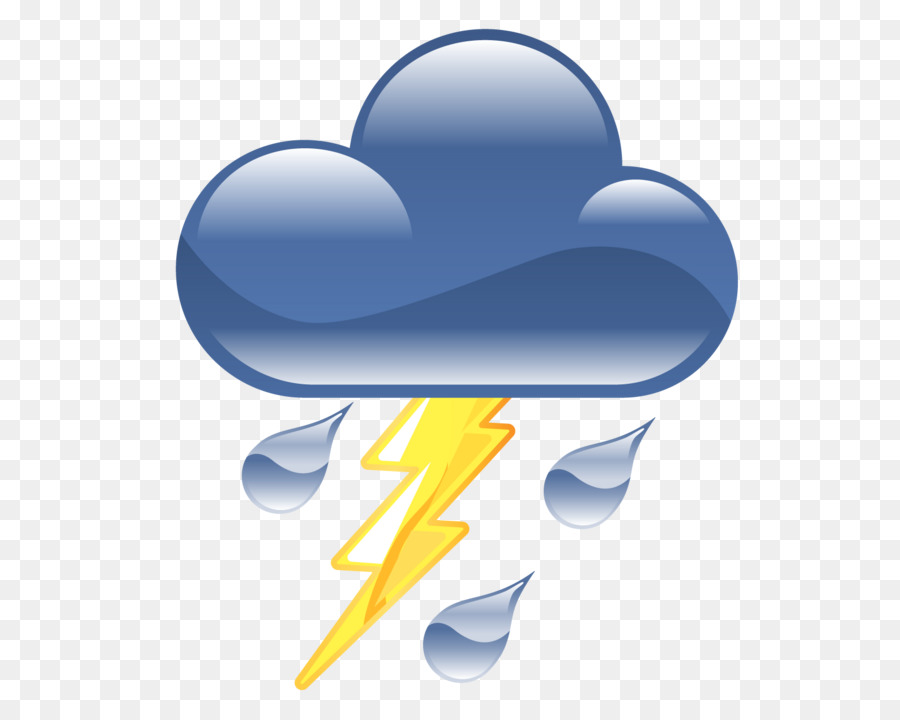 Thunderstorm clipart. Lightning weather clip art