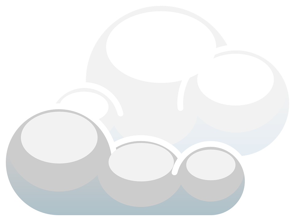 Collection of weather forecast. Thunderstorm clipart overcast