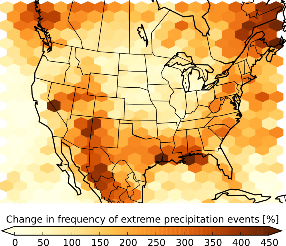 Climate change could quadruple. Thunderstorm clipart science sound