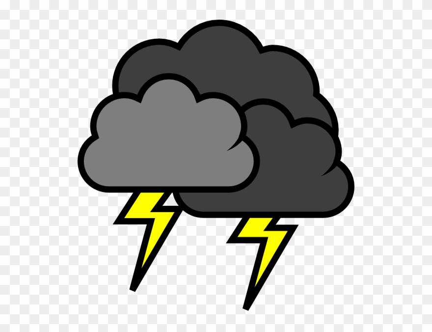 Jpg black and white. Thunderstorm clipart thunder lightning