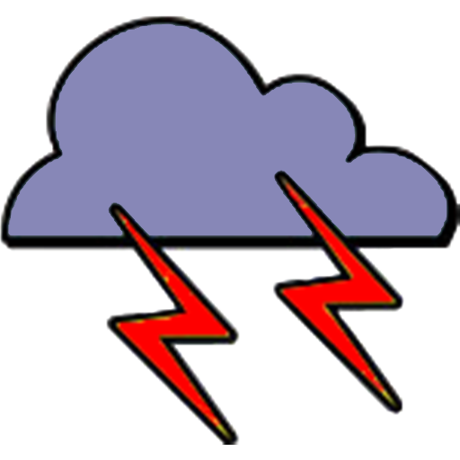 Storm sounds apps on. Thunderstorm clipart thunder sound
