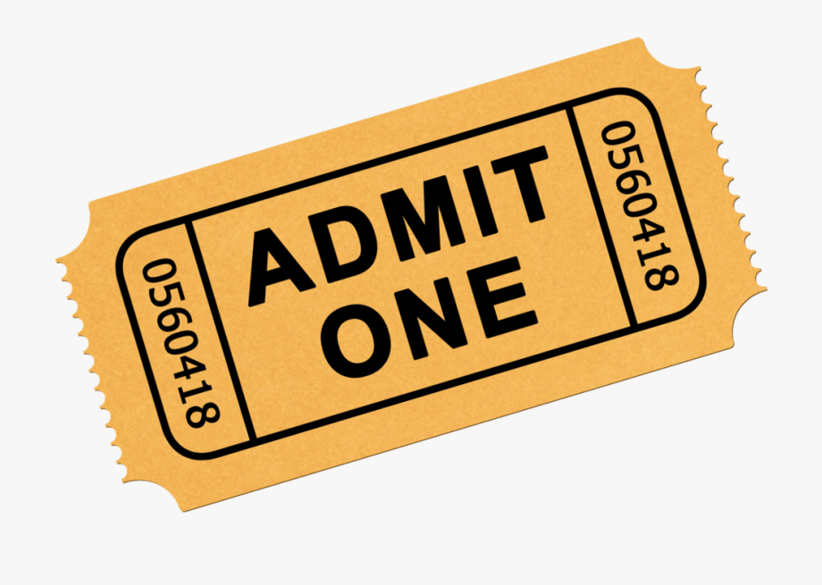 Pictures of tickets clip. Ticket clipart