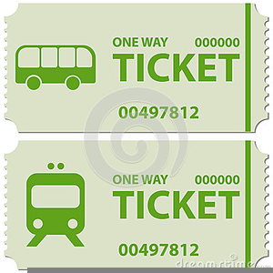 Tickets clipart train ticket. Free images at clker