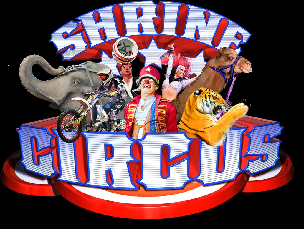 tripoli shrine circus. Ticket clipart opening night