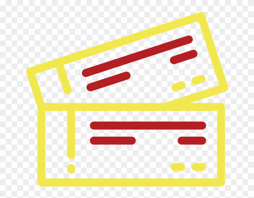Free for all airline. Ticket clipart passes