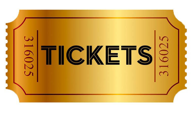 Upcoming events . Ticket clipart prom ticket