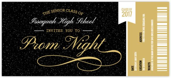 Ticket clipart prom ticket. Stub invitation