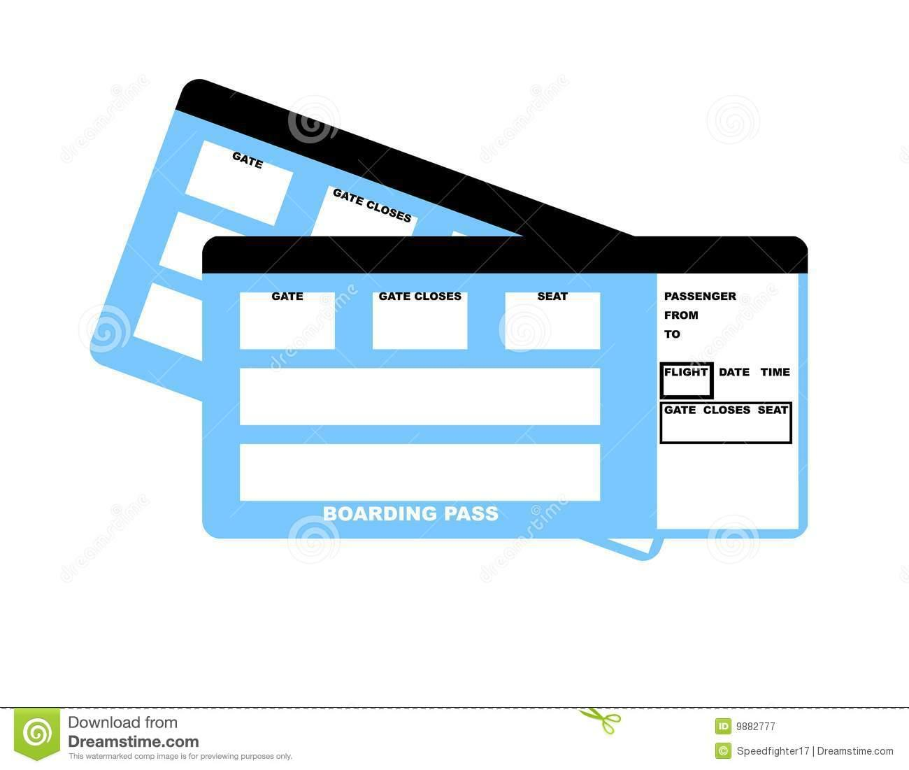 Tickets clipart plane ticket. Free download best on