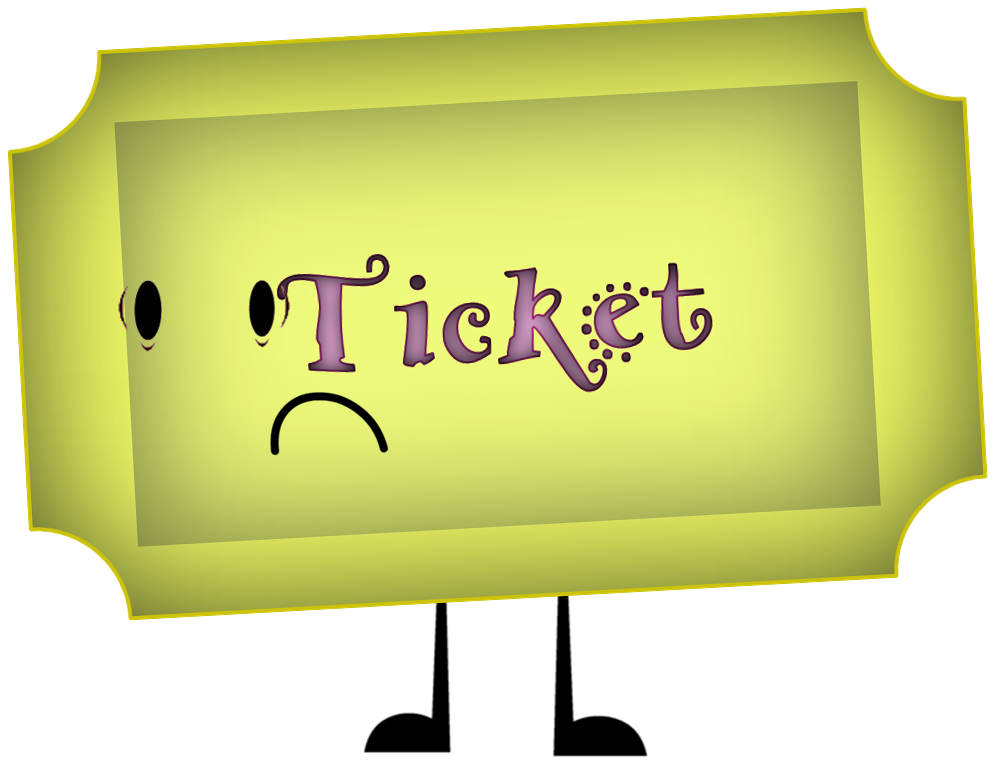 Image zoo png object. Ticket clipart ticket seller