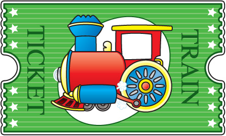 Free cliparts download clip. Tickets clipart train ticket