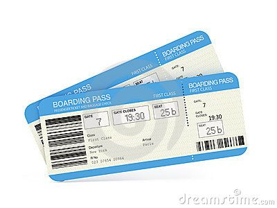 Tickets clipart plane ticket. Image result for clip