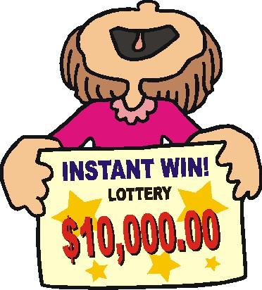 Free lottery tree cliparts. Tickets clipart win