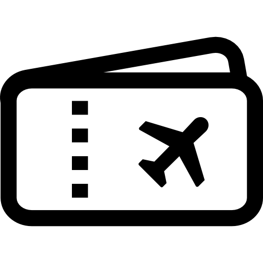 Page svg . Ticket icon png