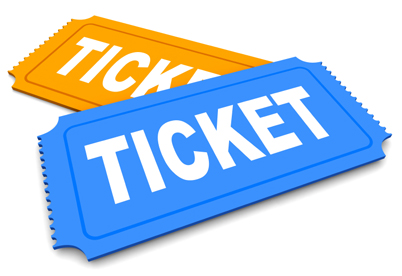 Raffle ticket pictures clipartix. Tickets clipart