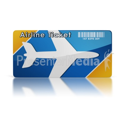 Commercial airline signs and. Tickets clipart air ticket