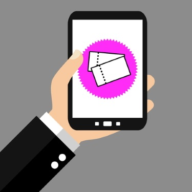 Why use mobile make. Tickets clipart e ticket